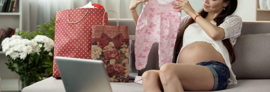 Vente en ligne de vêtements bébé et enfant