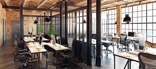 aménagement des bureaux