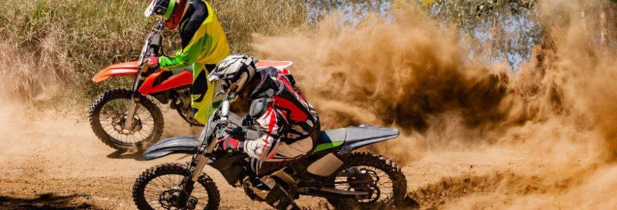 Recherche d'accessoires pour motocross
