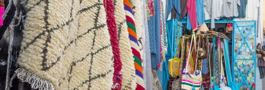 Artisanat marocain éco-responsable