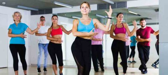 cours de danse